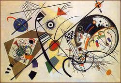 Kandinsky, Unbroken Line, 1923